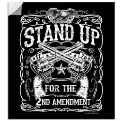 STAND UP STICKERS