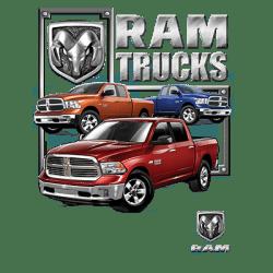 RAM TRUCKS