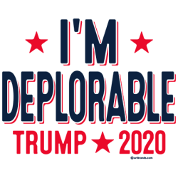 DEPLORABLE 2020
