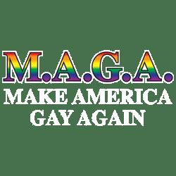 MAKE AMERICA GAY AGAIN