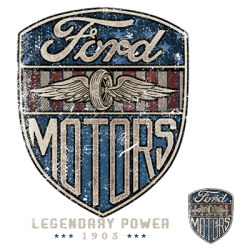 VINTAGE FORD MOTORS