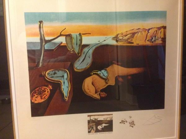 Salvador Dali Lithograph Prints