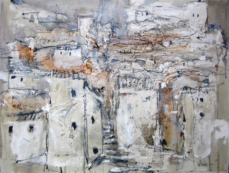 Gino Hollander - Untitled (Landscape)