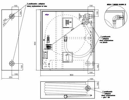 Hydrant wewnętrzny DN33 PN-EN 671-1[W-33/20-30G