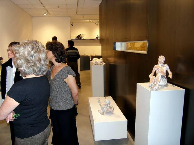 Sculpturesite Axelle Fine Arts Shooting Gallery Studio