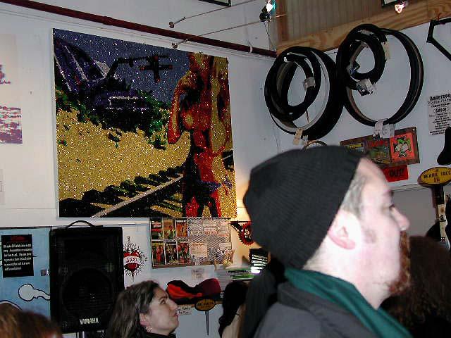 San Francisco Art Openings Lo Fi Customs Gallery