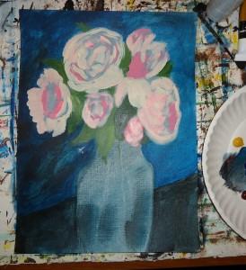 Roses start to finish 4