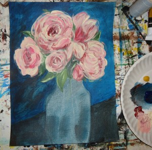 Roses start to finish 6