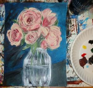 Roses start to finish 7