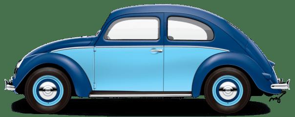 1947 VW Type 11 Beetle - JLT420
