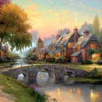 "Thomas Kinkade: The ""Painter of Light"""