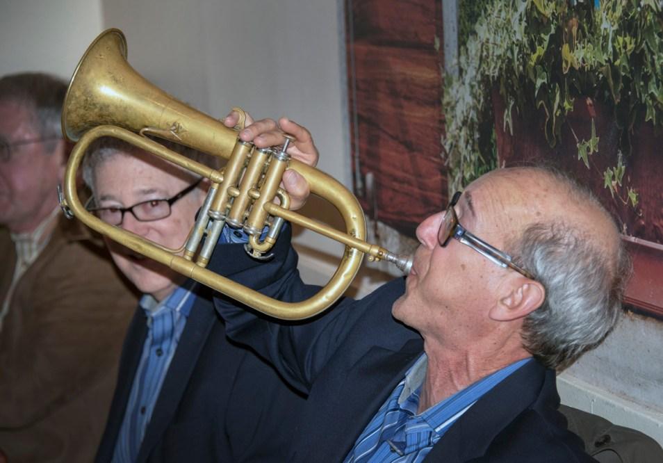 Mary Mitchell with the Winiker Jazz Trio