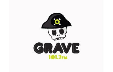 Grave FM logo