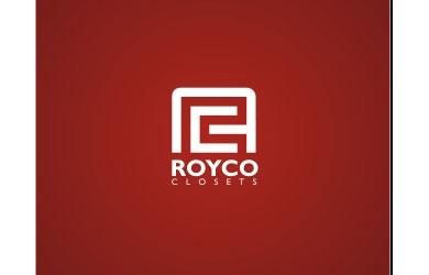 Royco Closets logo