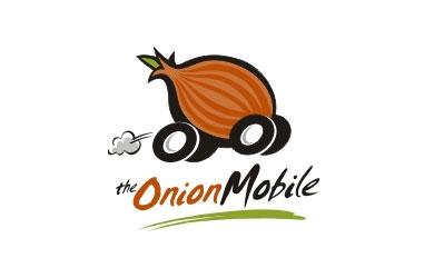 The Onion Mobile logo