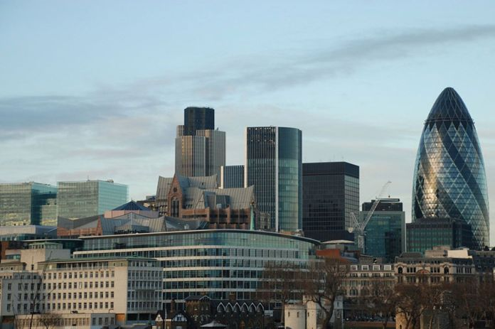 London - Old Town and Financial District - Artchitectours