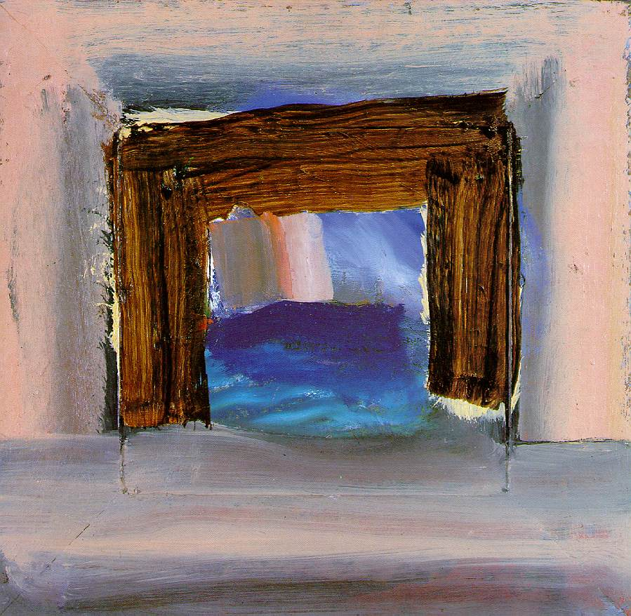 Howard Hodgkin After Corot