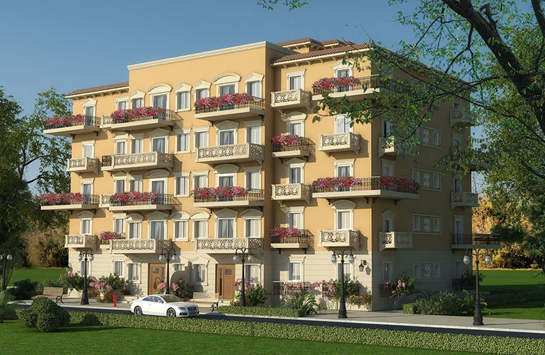 bologna apartments شقق بولونيا