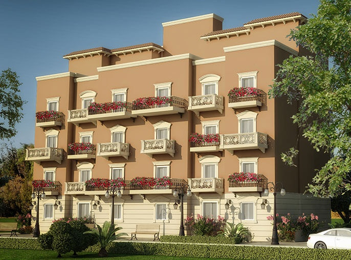 genoa apartments شقق جنوه