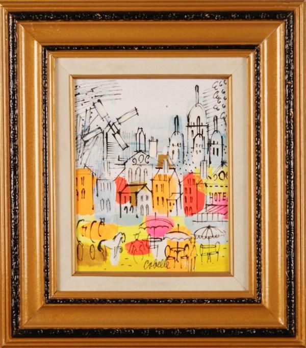 Charles Cobelle Art Collection Original