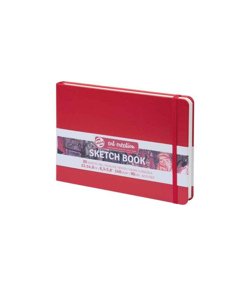 9314205M-A5-Sketchbook-Kokkino-Landscape-ArtCreation-Talens-Art&Colour