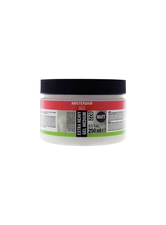 extra-heavy-gel-medium-022-matt-250ml-Art&Colour