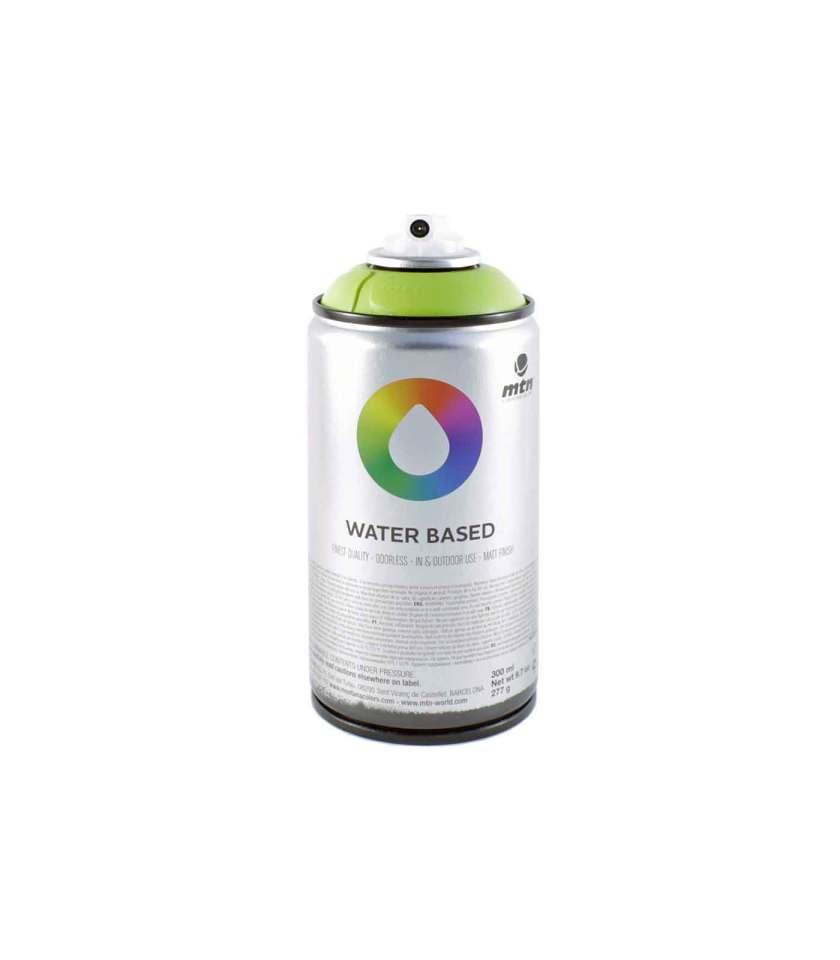 spray-hromata-montana-waterbased-300ml-Art&Colour-Green