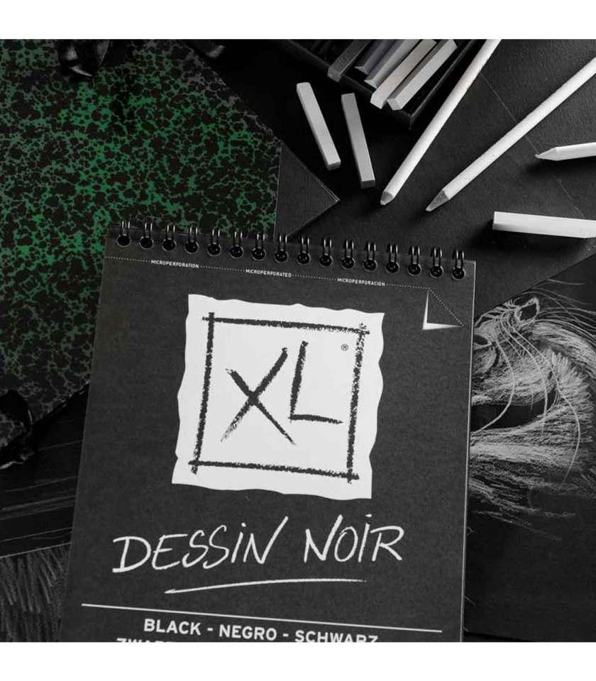 Mplok-A-XL-Dessin-Noir-Mavra-fulla-Canson-Art&Colour