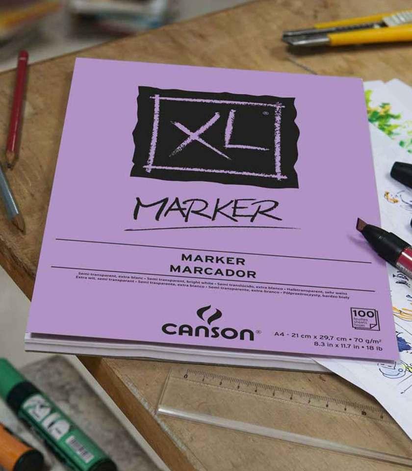 Mplok-A-XL-Marker-Canson-Art&Colour