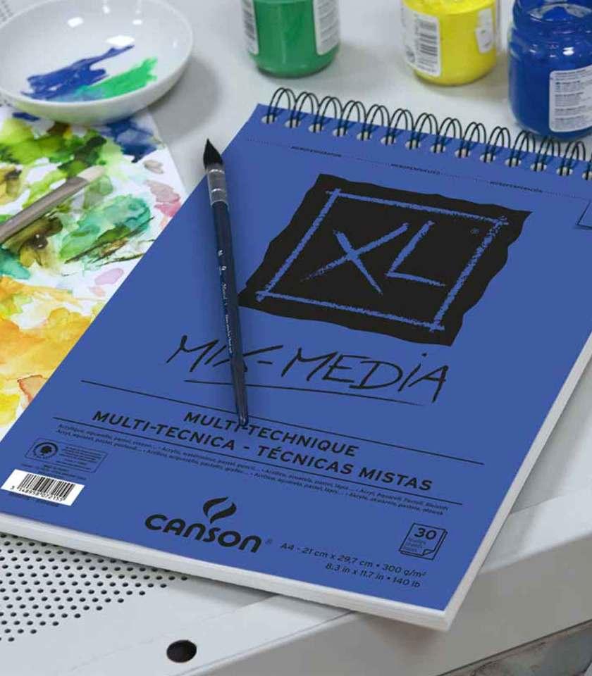 Mplok-A-XL-Mix-media-30f-Canson-Art&Colour