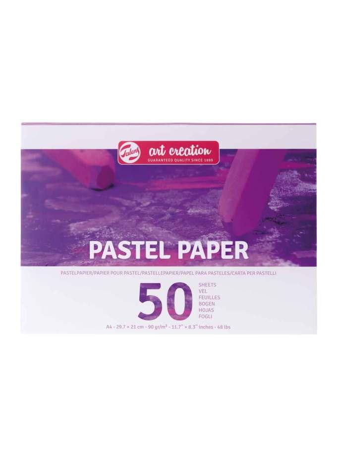 Mplok-A4-Pastel-Paper-Talens-ArtCreation-Art&Colour