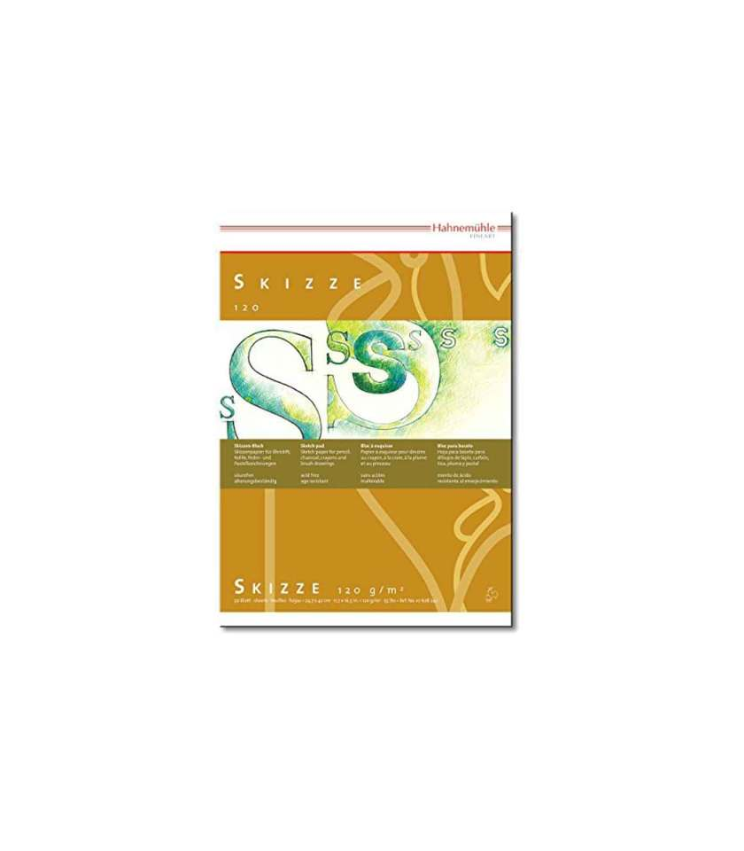 Mplok-Sxediou-Sketch-Hahnemuhle-Skizze-Art&Colour