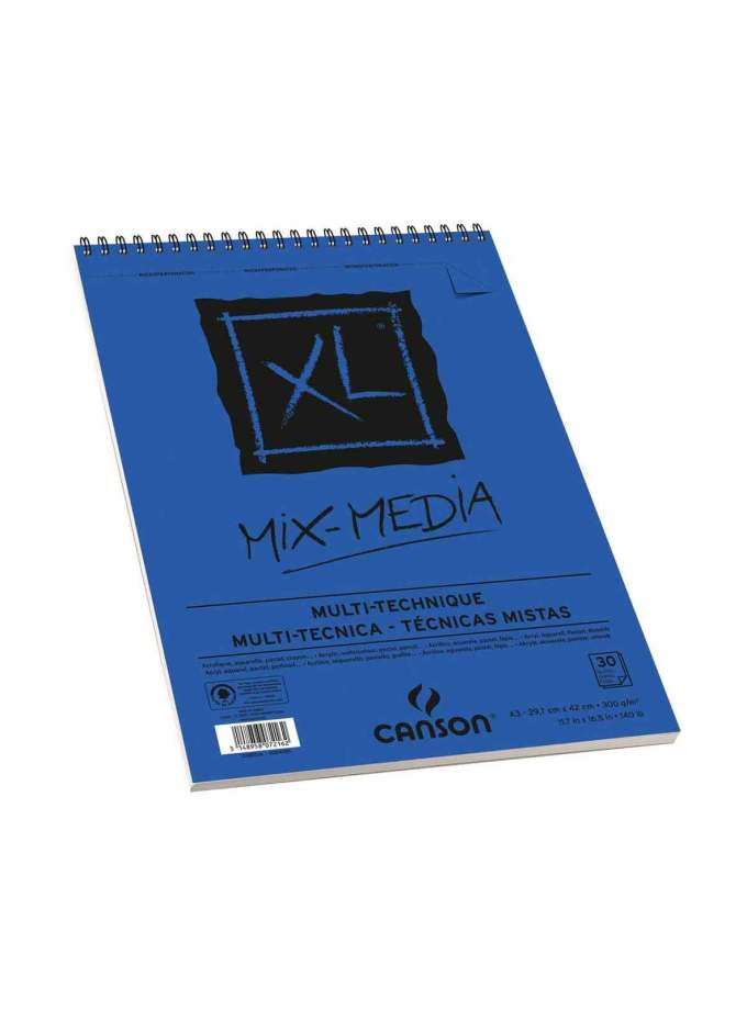Mplok-XL-Mix-media-30f-Canson-Art&Colour