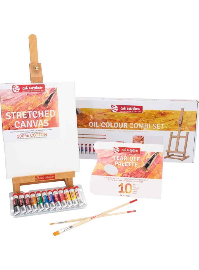 Set-ladohromata-artcreation-combi-set-Talens-Art&Colour