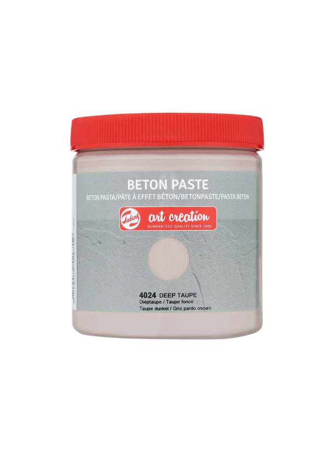 4024-Deep-Taupe-pasta-xeirotexnias-250ml-Beton-Paste-ArtCreation-Talens-Art&Colour