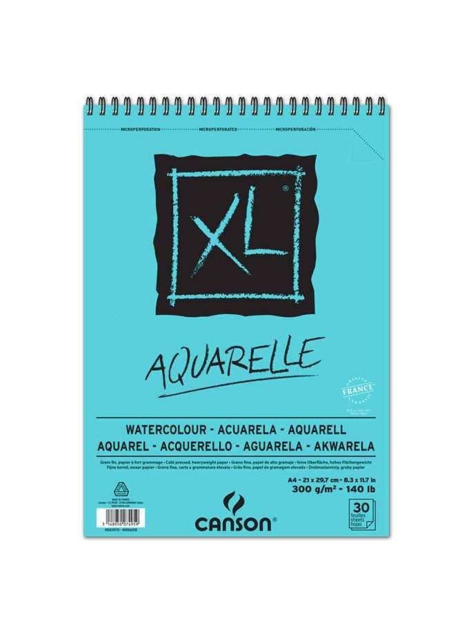 mplok-akouarelas-XL-Aquarelle-300gr-Canson-Art&Colour-2