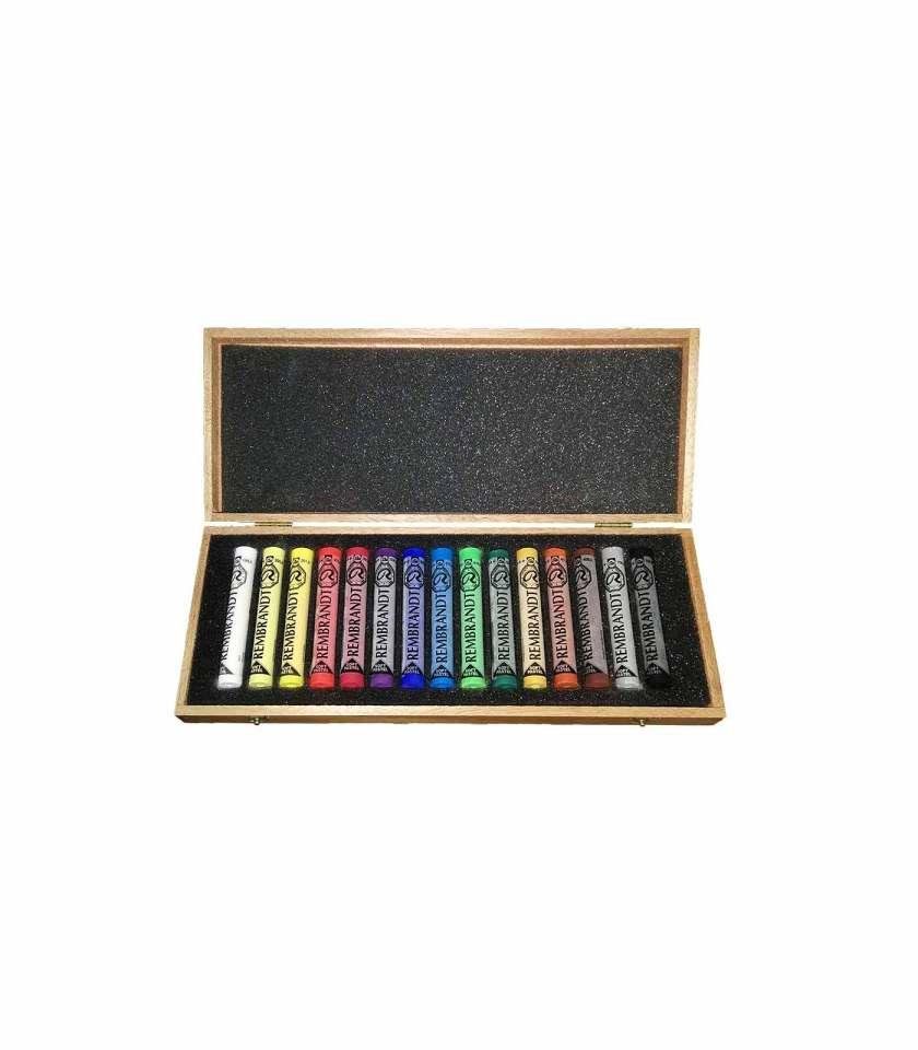 Rembrandt-15-Soft-Pastels-General-Selction-Art&Colour-3