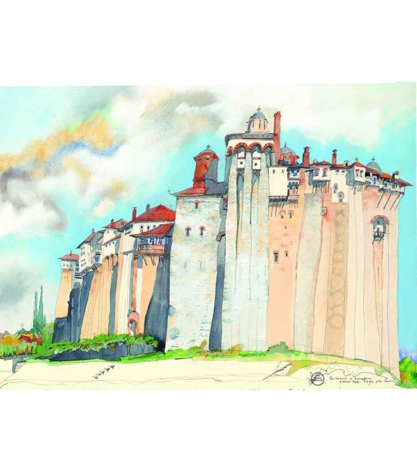 Vivlio-Zografizontas-se-topous-ierous-Doug-Patterson-Art&Colour-1