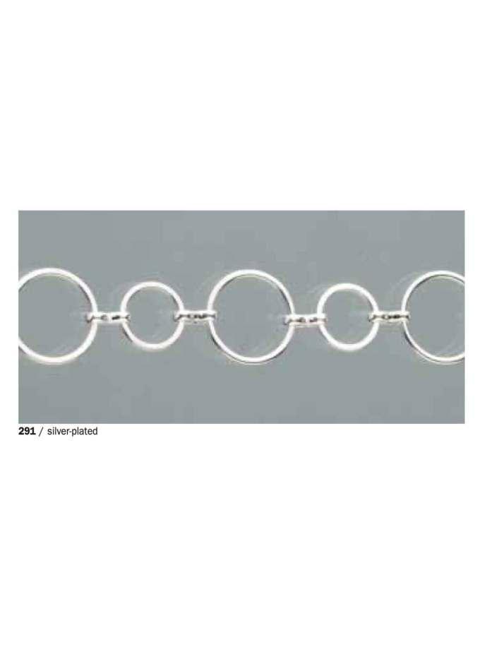 291-alisida-kosmimata-25cm-silver-plated-Efco-Art&Colour