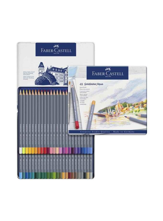 set-48-molivia-akouarelas-goldfaber-aqua-FaberCastell-Art&Colour
