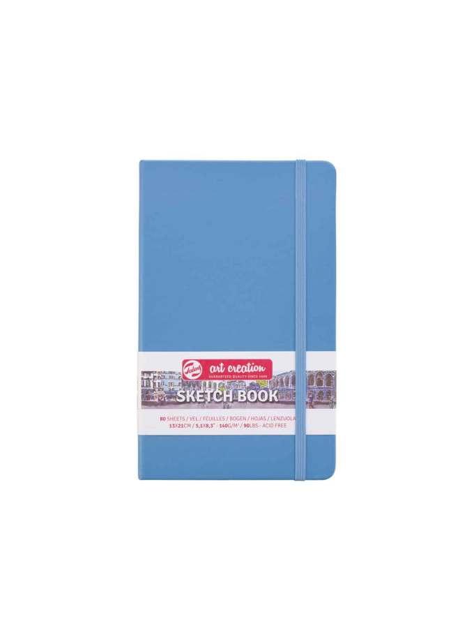 sketchbook-A5-LakeBlue-ArtCreation-Talens-Art&Colour
