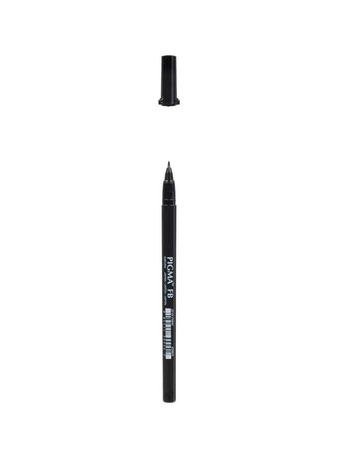 FB-markadoraki-pigma-brush-pen-Black-Sakura-Art&Colour