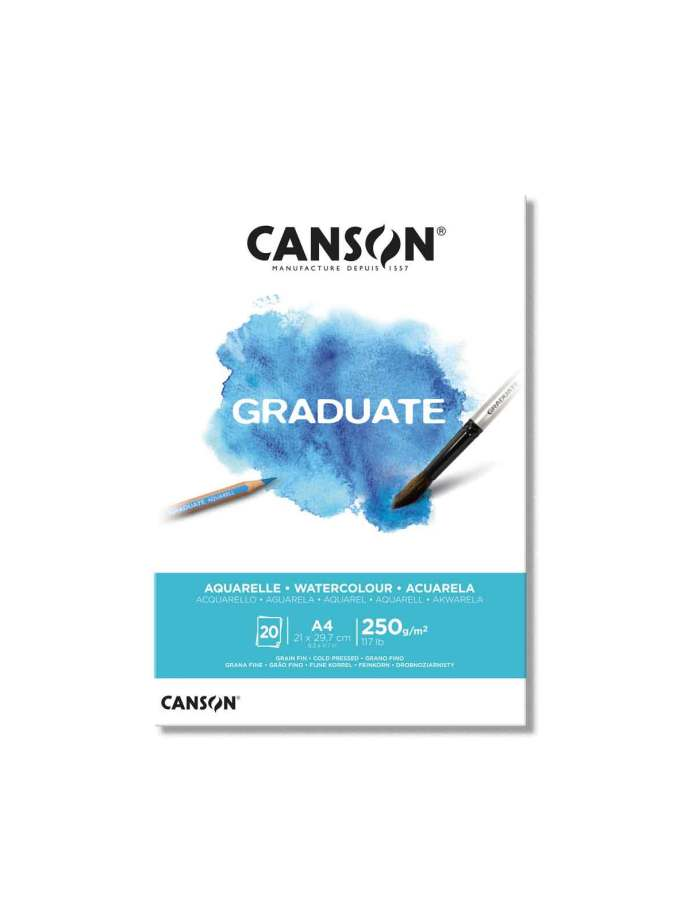 mplok-akouarelas-a4-Graduate-Canson-Art&Colour