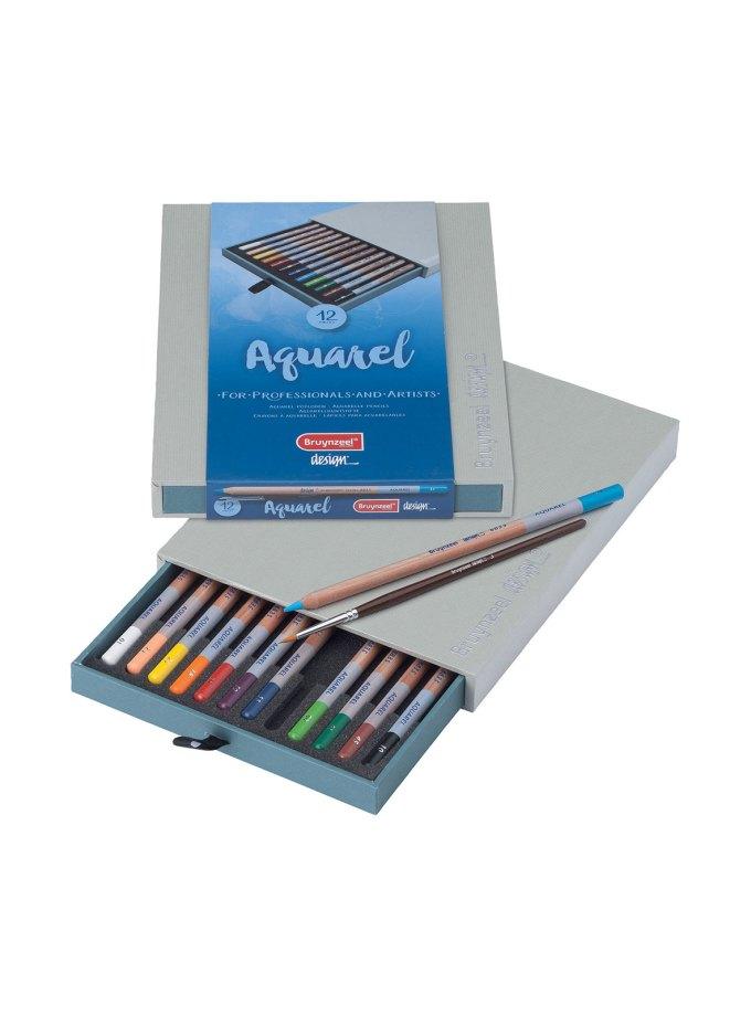 8835H12-set-12-moluvia-akouarelas-Design-Bruynzeel-Art&Colour