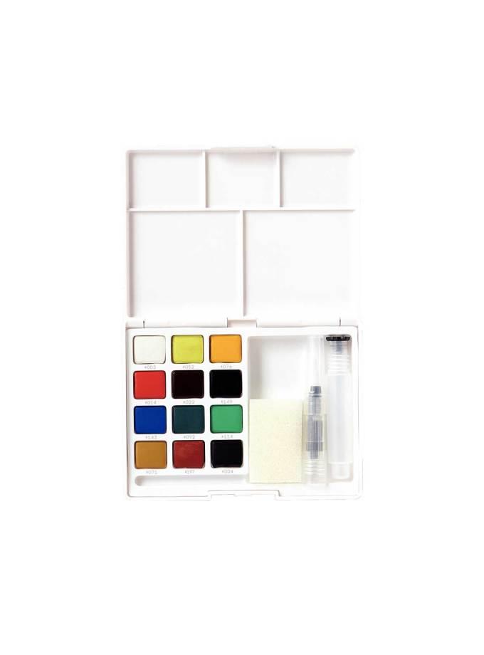 Sakura-Koi-watercolours-SketchBox-12colours-Art&Colour-2