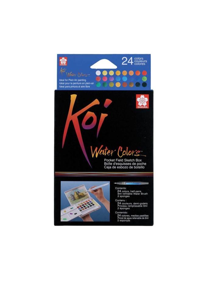Sakura-Koi-watercolours-SketchBox-24colours-Art&Colour-3