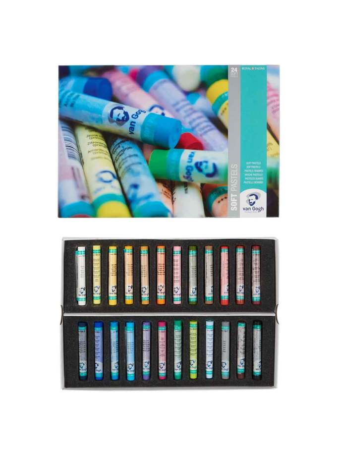 set-24-soft-pastels-VanGogh-Talens-Art&Colour