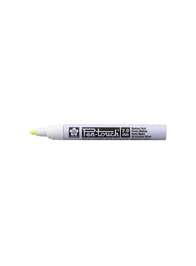 pen-touch-2.0mm-fluorescent-yellow-1-Art&Colour