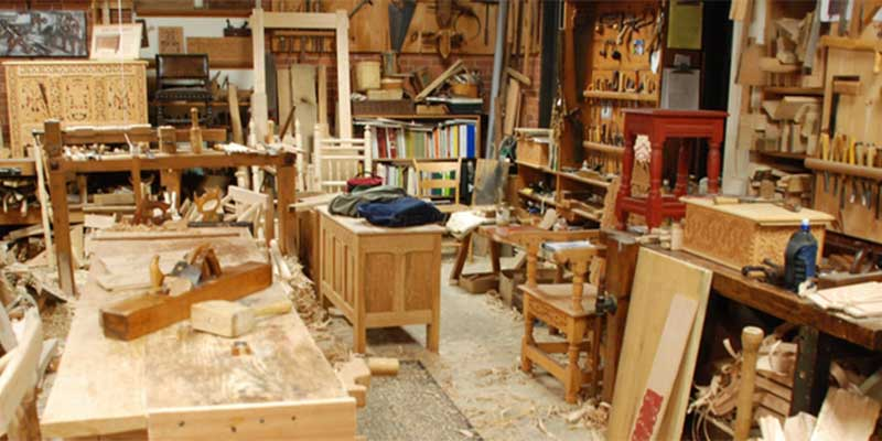 Teds Woodworking End
