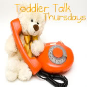 Toddler Talk Thursday- Share Your Holiday Traditions